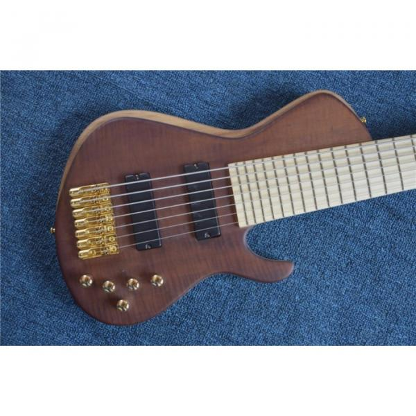 Custom American Standard 7 String Quilted Bass #2 image