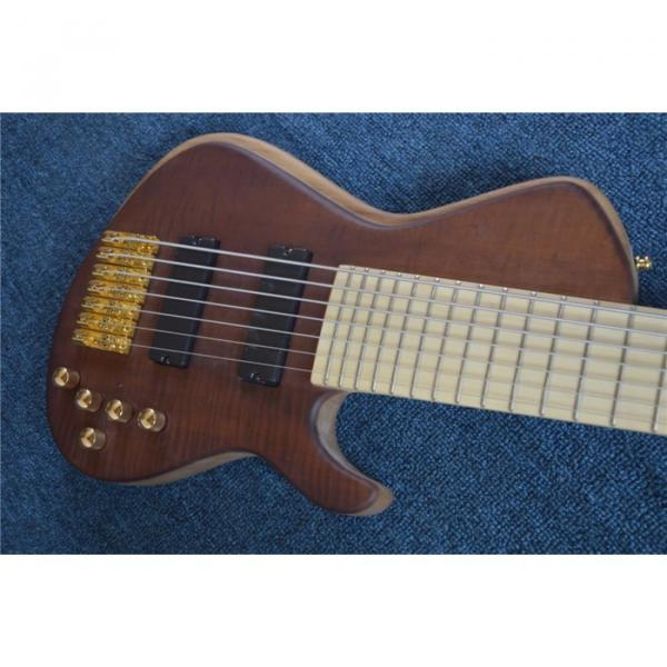 Custom American Standard 7 String Quilted Bass #4 image