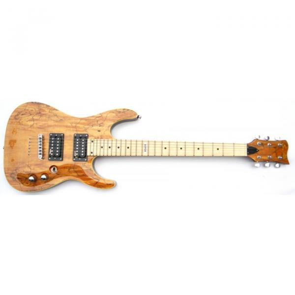 The Top Guitars Brand SRM 890 Dead Wood Electric Guitar #1 image