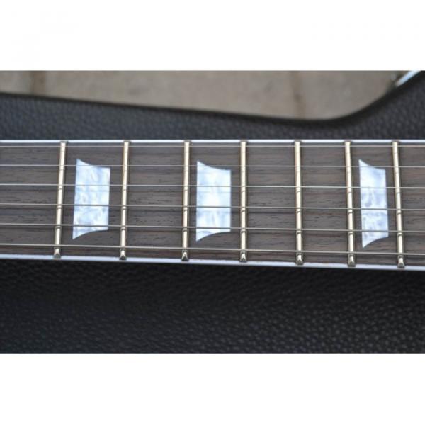 LP Flag Rebel Confederate Electric Guitar #2 image