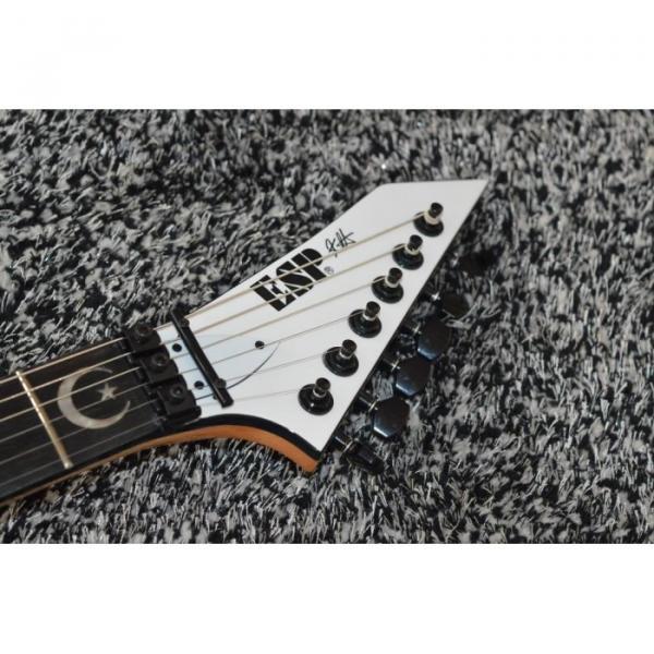 ESP KH2OUIJA Kirk Hammett Ouija Custom Electric Guitar #5 image