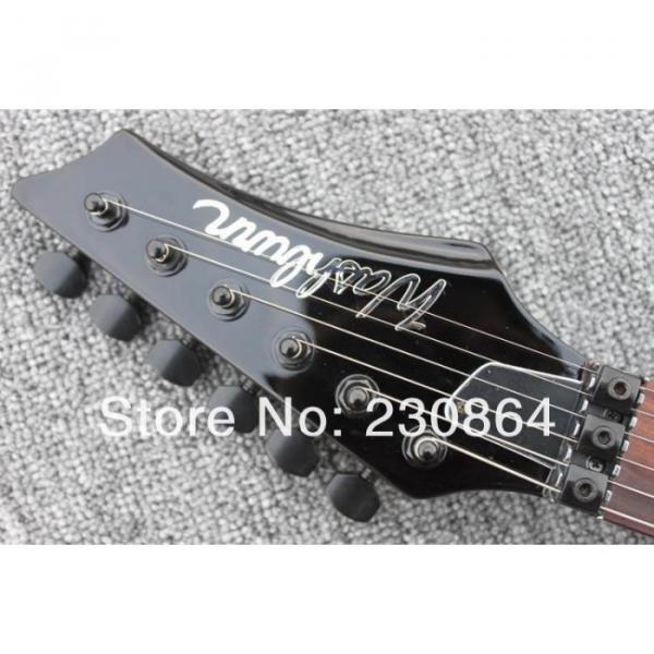 Custom Washbn RX Floyd Rose Tremolo Electric Guitar #2 image