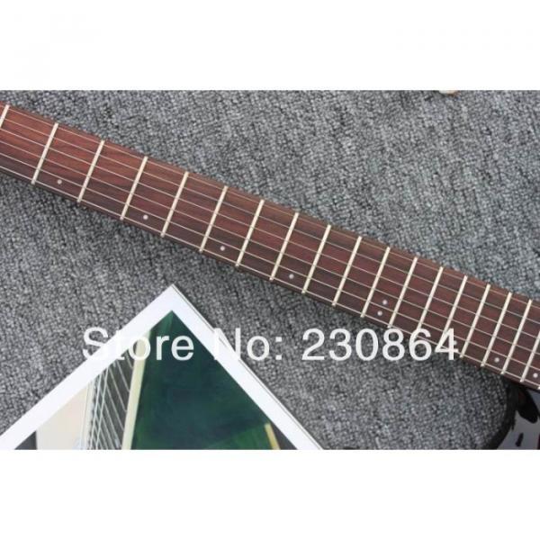 Custom Washbn RX Floyd Rose Tremolo Electric Guitar #4 image