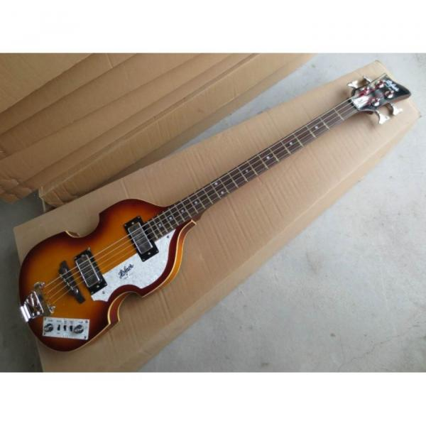 Custom Shop Vintage Hofner Electric Guitar #2 image