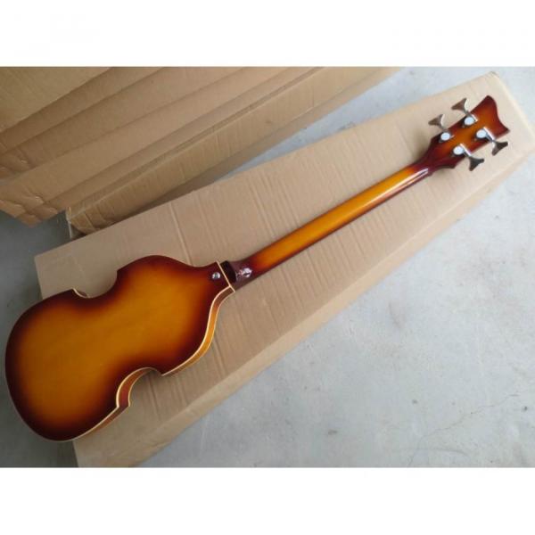 Custom Shop Vintage Hofner Electric Guitar #4 image