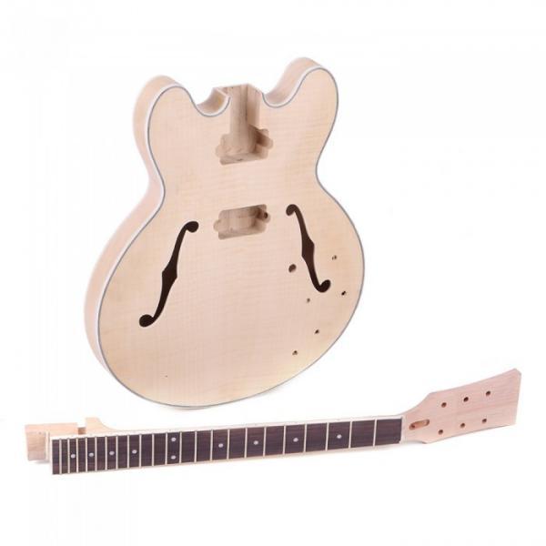 Custom Shop Unfinished ES 335 guitarra Electric Guitar Kit #5 image