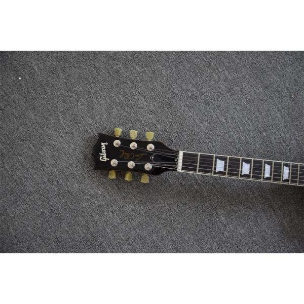 Custom Shop Tobacco Sunset Maple Top Standard Electric Guitar #5 image