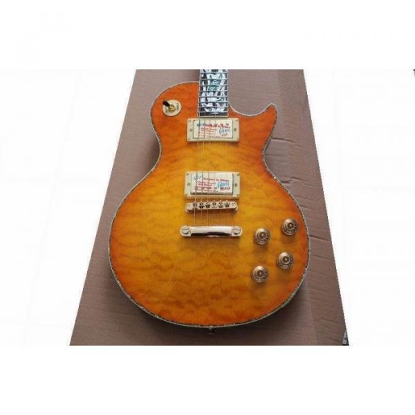 Custom Shop Sunburst guitarra Electric Guitar #1 image
