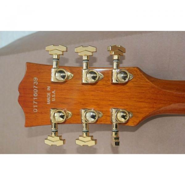 Custom Shop Sunburst guitarra Electric Guitar #2 image