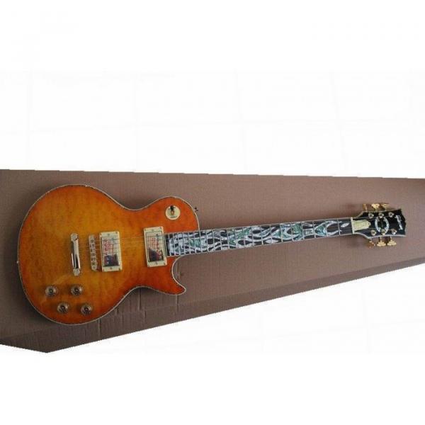 Custom Shop Sunburst guitarra Electric Guitar #5 image