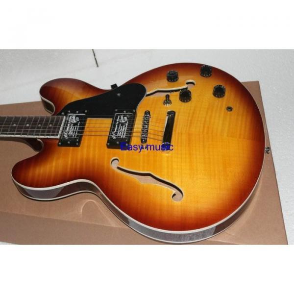 Custom Shop Sunburst ES335 LP Electric Guitar #1 image