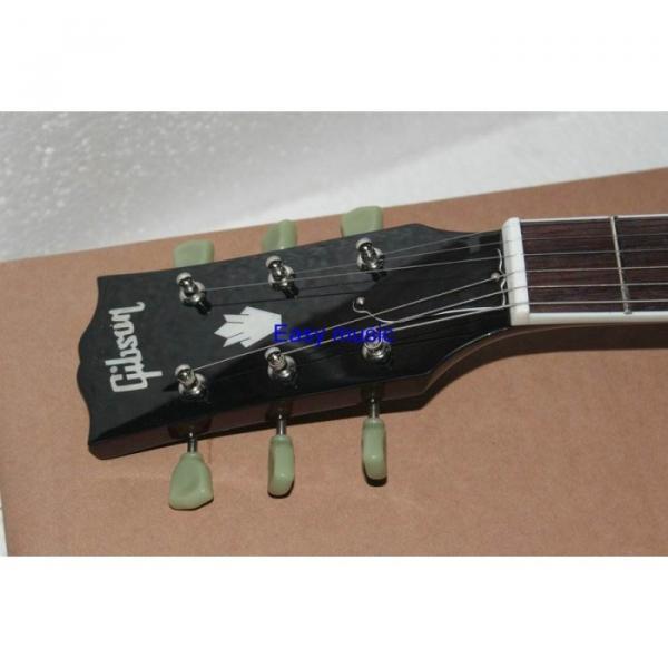 Custom Shop Sunburst ES335 LP Electric Guitar #4 image