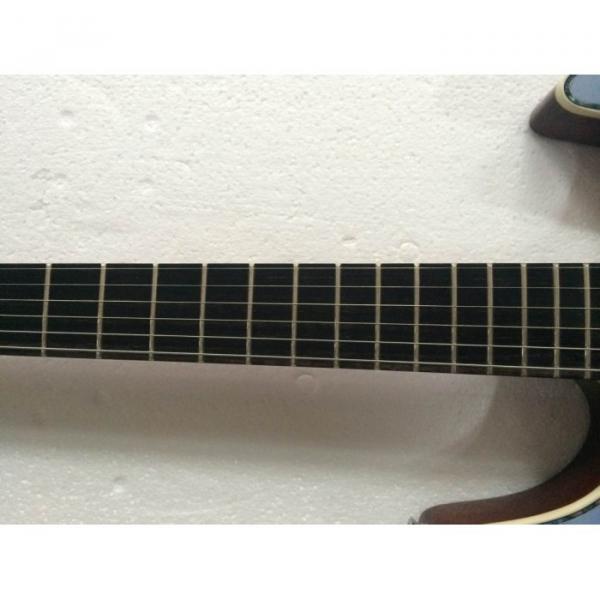 Custom Shop Suhr Quilt Maple Top Transparent Natural Fade Blue Burst Electric Guitar #3 image