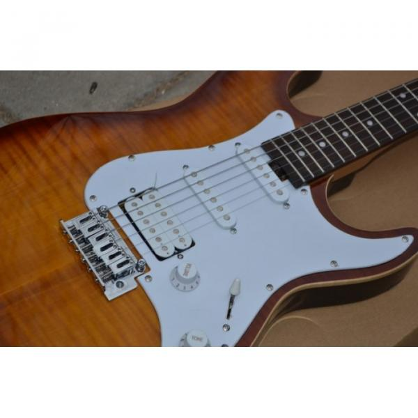 Custom Shop Suhr Pro Series Root Beer Stain Maple Top Electric Guitar #5 image