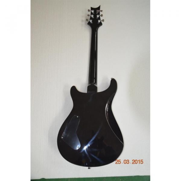 Custom Shop Silver Burst Tiger Maple Top PRS Electric Guitar #3 image