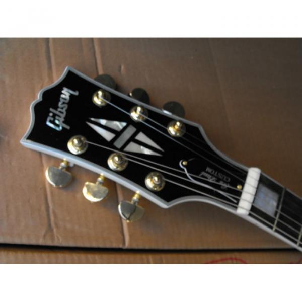 Custom Shop SG White Electric Guitar #4 image
