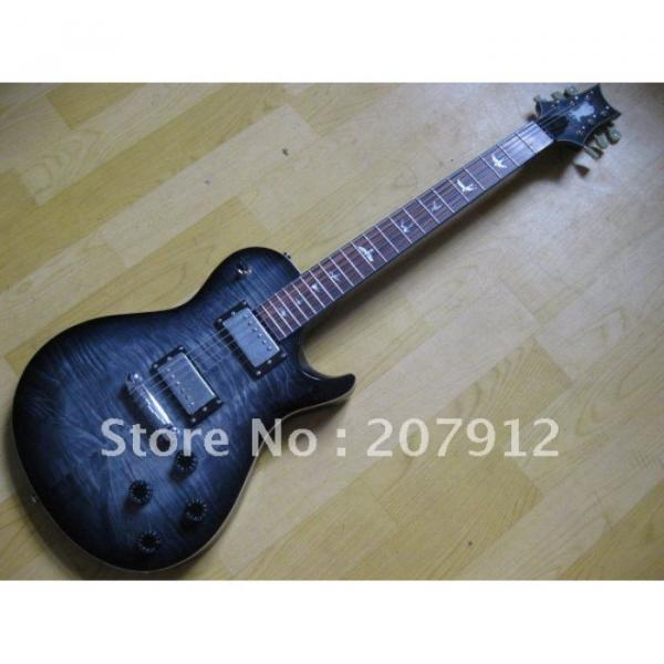 Custom Shop Silver Paul Reed Smith Electric Guitar #2 image