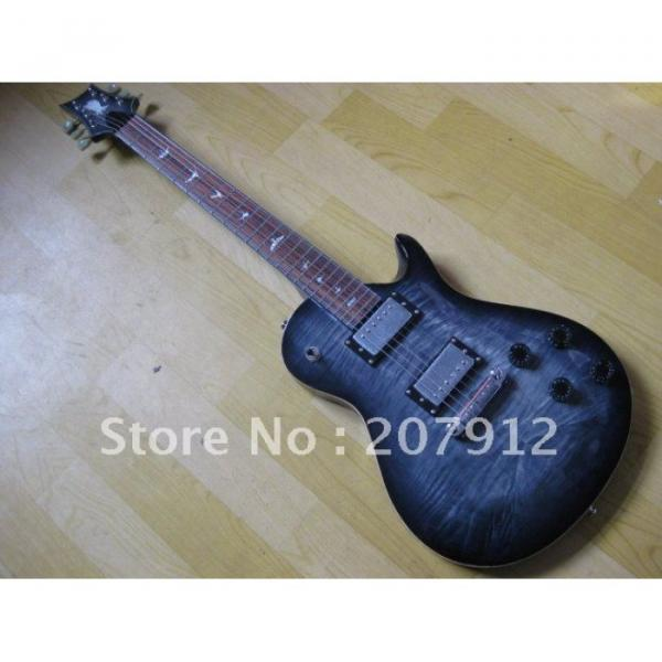 Custom Shop Silver Paul Reed Smith Electric Guitar #3 image