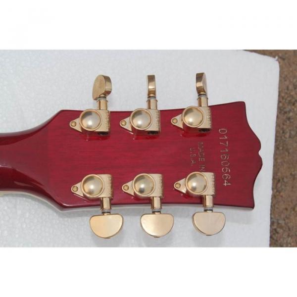 Custom Shop Red Wine guitarra Electric Guitar #5 image