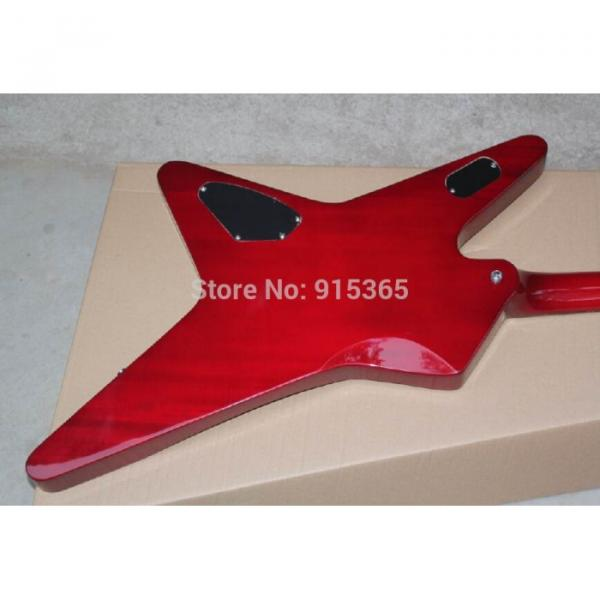 Custom Shop Red Crying Star ESP Electric Guitar #3 image