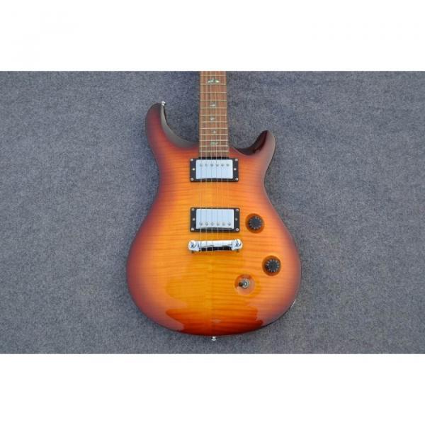 Custom Shop PRS Vintage Flame Maple Top 22 SE Electric Guitar #1 image