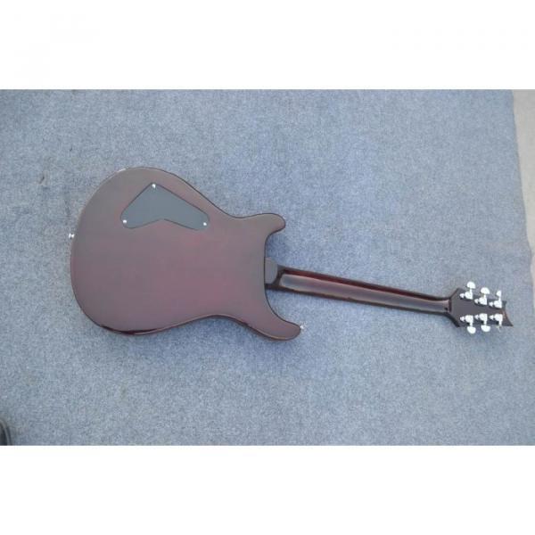 Custom Shop PRS Vintage Flame Maple Top 22 SE Electric Guitar #2 image