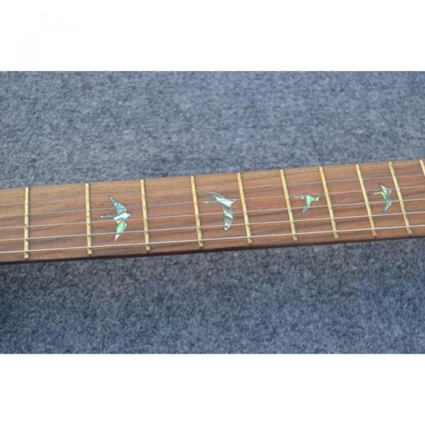 Custom Shop PRS Vintage Flame Maple Top 22 SE Electric Guitar #5 image