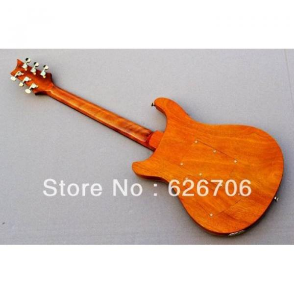 Custom Shop PRS Quilt Flame Electric Guitar #4 image