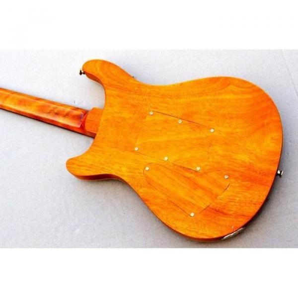 Custom Shop PRS Quilt Flame Electric Guitar #5 image