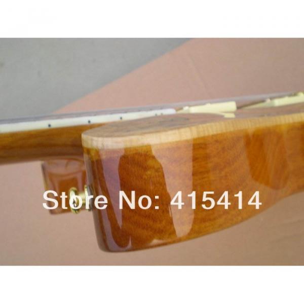 Custom Shop PRS Burlywood Natural Electric Guitar #2 image