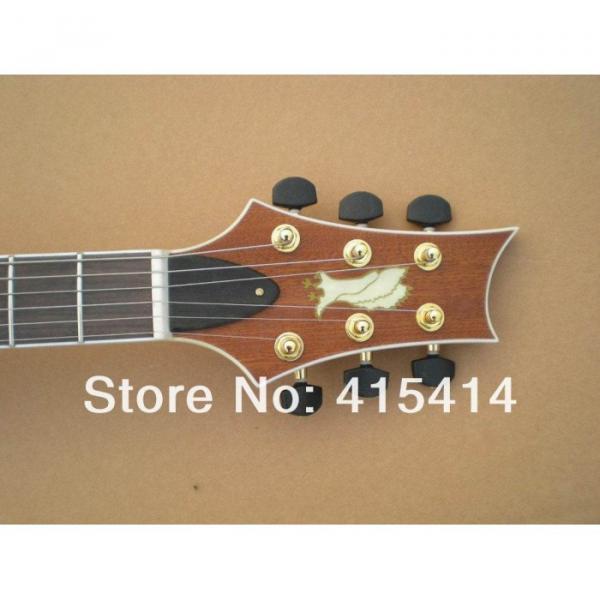 Custom Shop PRS Burlywood Natural Electric Guitar #3 image