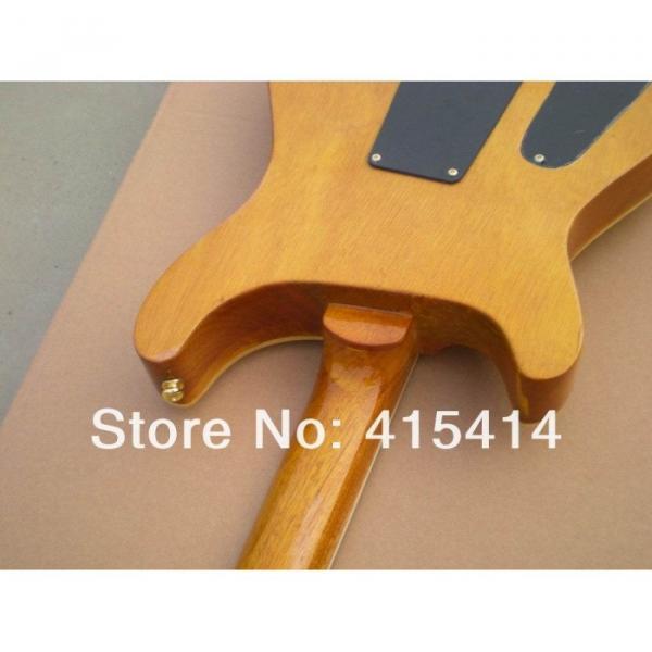 Custom Shop PRS Burlywood Natural Electric Guitar #5 image