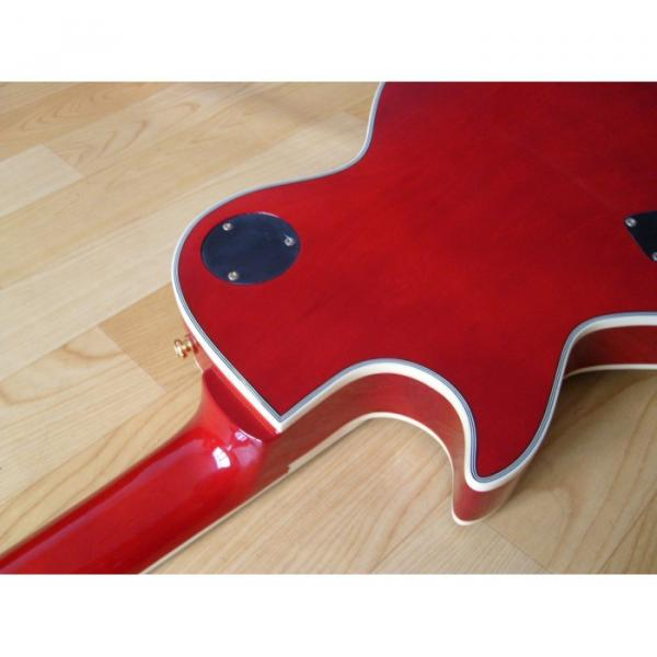 Custom Shop Prophecy Quilted Cherry Red Maple Electric Guitar #2 image