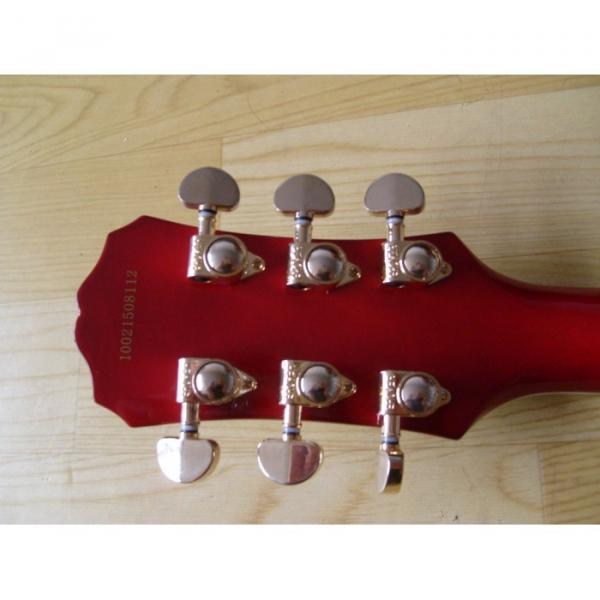 Custom Shop Prophecy Quilted Cherry Red Maple Electric Guitar #5 image
