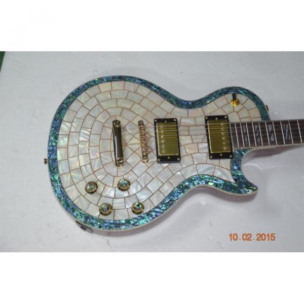 Custom Shop Pearl Top Standard Electric Guitar #1 image