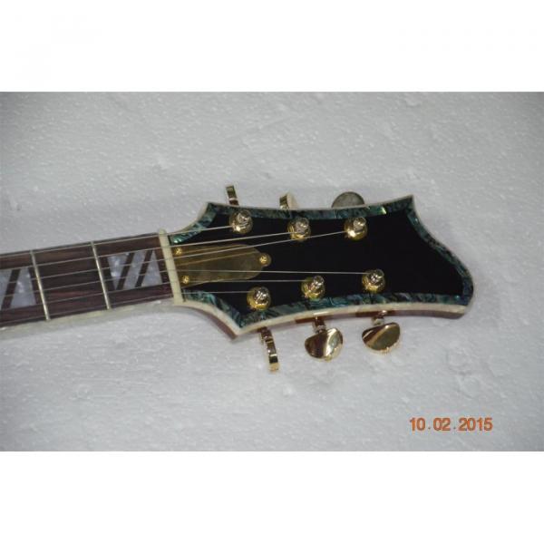 Custom Shop Pearl Top Standard Electric Guitar #3 image