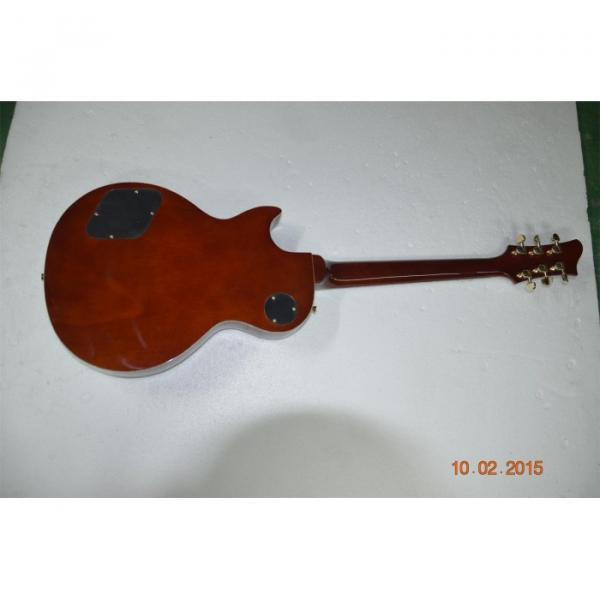 Custom Shop Pearl Top Standard Electric Guitar #5 image