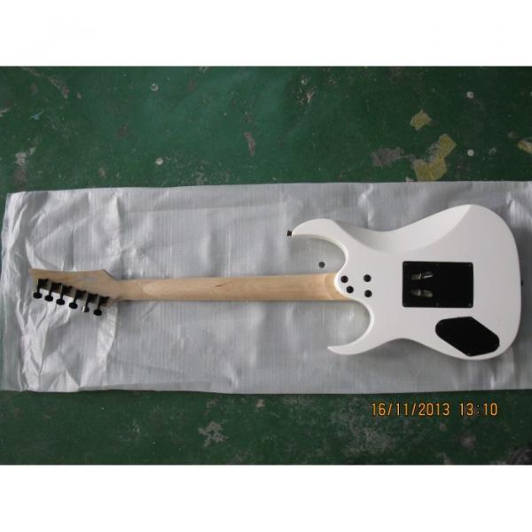 Custom Shop Paul Gilbert Jem 7 White Electric Guitar #3 image