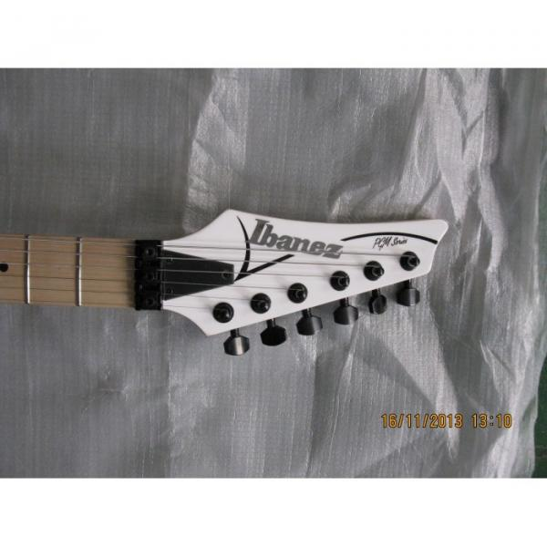 Custom Shop Paul Gilbert Jem 7 White Electric Guitar #5 image