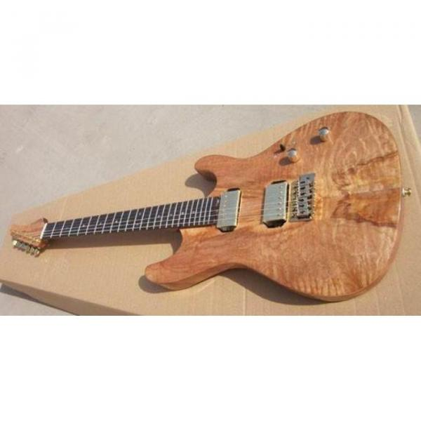 Custom Shop OLP Wolfgang Natural Electric Guitar #1 image