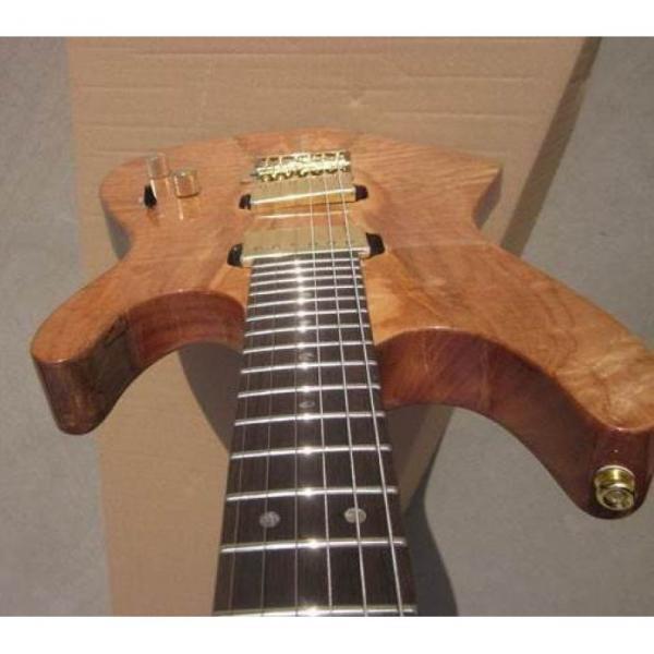 Custom Shop OLP Wolfgang Natural Electric Guitar #2 image