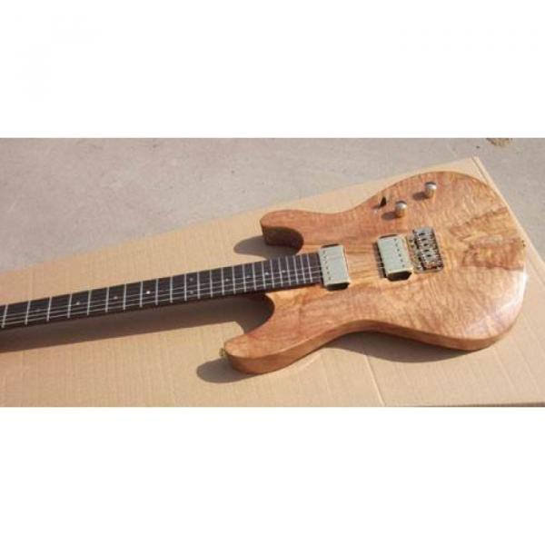 Custom Shop OLP Wolfgang Natural Electric Guitar #4 image