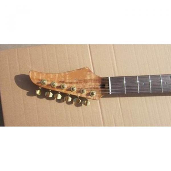 Custom Shop OLP Wolfgang Natural Electric Guitar #5 image