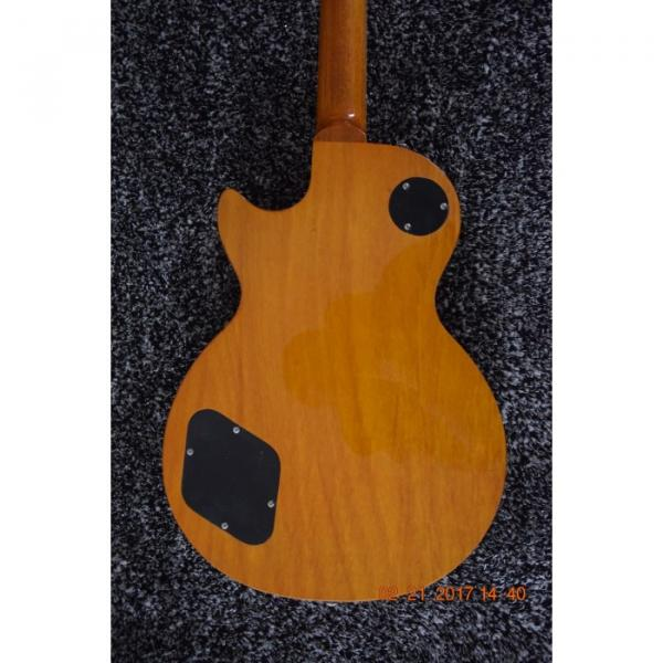 Custom Shop LP Standard Slash Heritage Flame Maple Top Electric Guitar #3 image