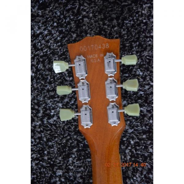 Custom Shop LP Standard Slash Heritage Flame Maple Top Electric Guitar #5 image
