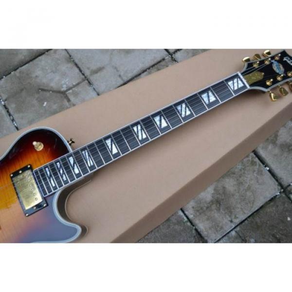 Custom Shop LP Supreme TobaccoBurst Electric Guitar #3 image