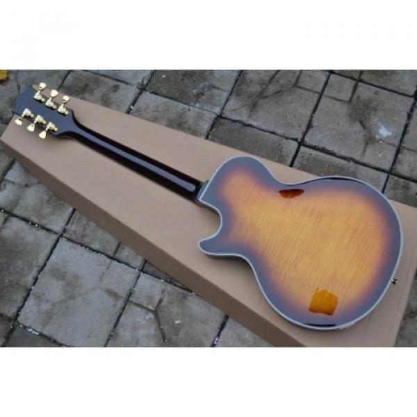 Custom Shop LP Supreme TobaccoBurst Electric Guitar #5 image