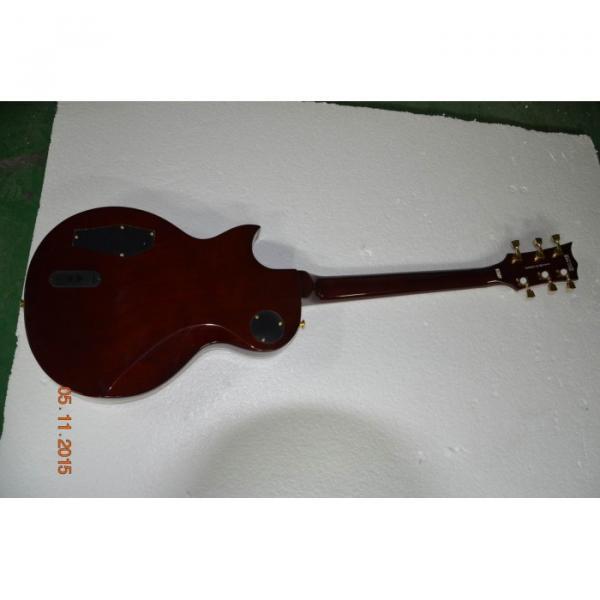 Custom Shop LTD Deluxe ESP Tobacco Honey Electric Guitar #4 image