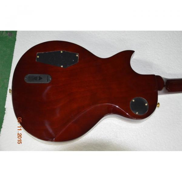 Custom Shop LTD Deluxe ESP Tobacco Honey Electric Guitar #5 image