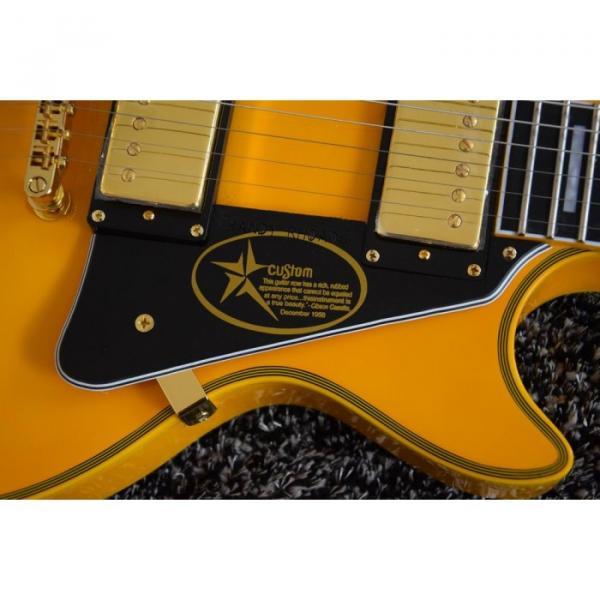 Custom Shop LP Randy Rhoads TV Yellow Electric Guitar #2 image